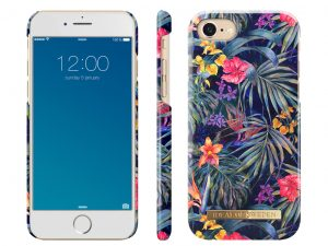iDeal Of Sweden iPhone 6/6S/7/8 skal - MYSTERIOUS JUNGLE