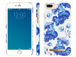 iDeal Of Sweden iPhone 6/6S/7/8 Plus skal - BABY BLUE ORCHID
