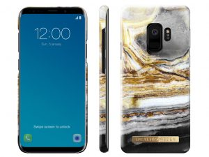 iDeal Of Sweden Samsung Galaxy S9 Plus - Outer Space Agate