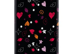RF by Richmond & Finch skal till IPhone 8/6/7 - Heart and Kisses