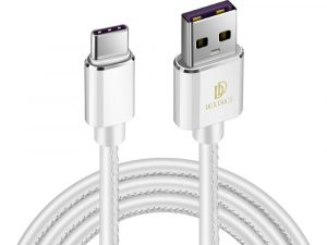 DUX DUCIS 5A Supercharge Type-C laddningskabel Huawei Samsung etc