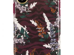 Richmond & Finch skal till IPhone X / XS - Floral Zebra
