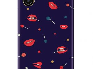 RF by Richmond & Finch skal till IPhone X / XS - Candy Lips