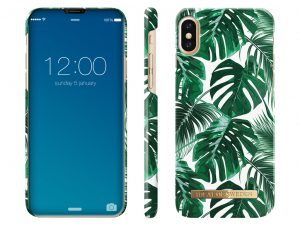 iDeal Of Sweden Case IPhone X / XS - Monstera Jungel