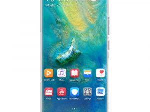 NILLKIN Huawei Mate 20 Pro Nature Series TPU - Transparent