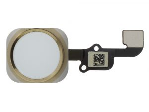 iPhone 6s Plus Home Button FlexKabel OEM - Guld