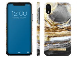 iDeal Of Sweden iPhone XR skal - Outer Space Agate
