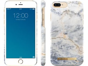 iDeal Of Sweden iPhone 8 Plus / 7 Plus Marmor skal - Ocean Marble