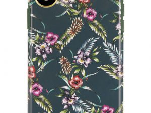 Richmond & Finch skal till IPhone X / XS - Emerald Blossom