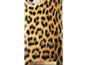 iDeal Of Sweden iPhone 6/6S/7/8 skal - Wild Leopard