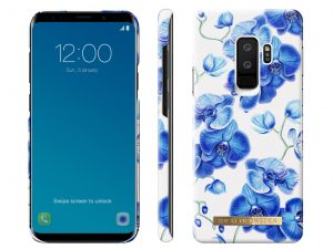 iDeal Of Sweden Samsung Galaxy S9 Plus - Baby Blue Orchid