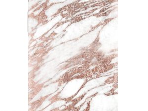 RF by Richmond & Finch skal till IPhone 8/7/6 - Rose Gold Marble