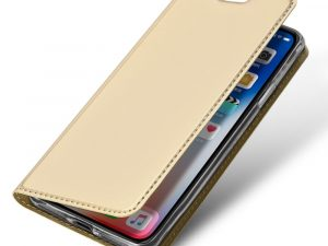 DUX DUCIS Pro Series fodral iPhone XS Max - Guld