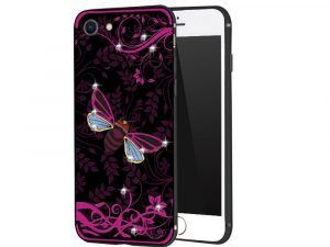NXE iPhone 8 Plus / iPhone 7 Plus Skal - Rose Bee