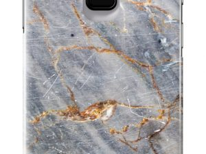 iDeal Of Sweden Samsung Galaxy S9 - ROYAL GREY MARBLE