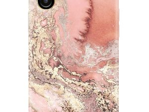 RF by Richmond & Finch skal till IPhone X / XS - Pink Marbel Gold