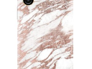 RF by Richmond & Finch skal till IPhone X / XS - Rose Gold Marble