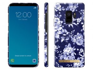iDeal Of Sweden Samsung Galaxy S9 - SAILOR BLUE BLOOM