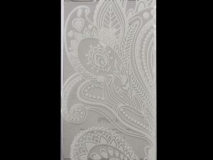 iPhone 5/5s Skal Paisley Pattern