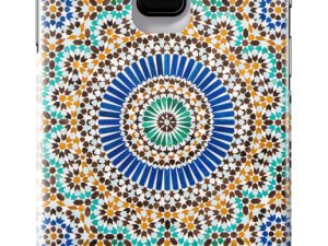 iDeal Of Sweden Samsung Galaxy S9 - MAROCCAN ZELLIGE