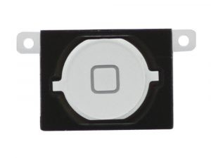 iPhone 4S Home Button - Vit