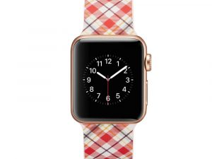 Silicone klockrem för Apple Watch 4 40mm, 3/2/1 38mm - Colorized Lattices