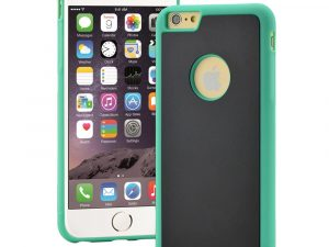 "iPhone 6S & 6 4,7"" MYFONLO Handsfree AntiGravity Case Grön"