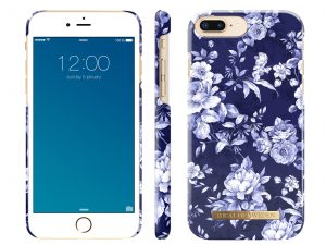 iDeal Of Sweden iPhone 6/6S/7/8 Plus skal - SAILOR BLUE BLOOM