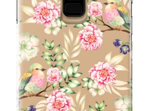 iDeal Of Sweden Samsung Galaxy S9 Plus - CHAMPAGNE BIRDS