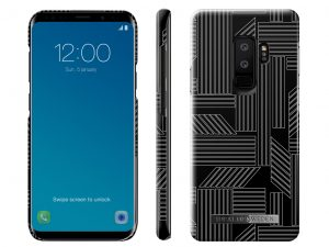 iDeal Of Sweden Samsung Galaxy S9 Plus - GEOMETRIC PUZZLE