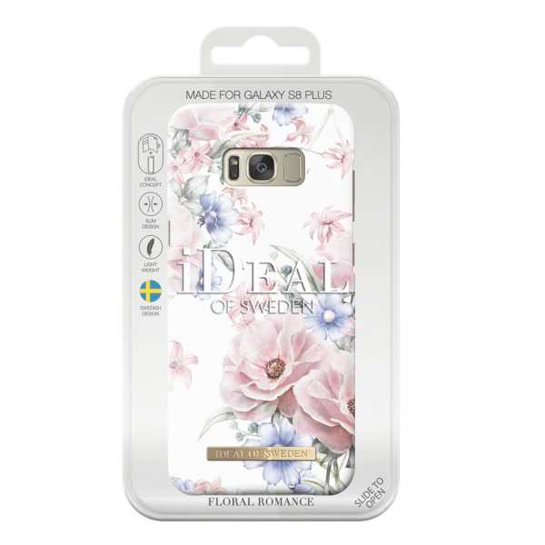 iDeal Of Sweden Samsung Galaxy S8 Plus - Floral Romance