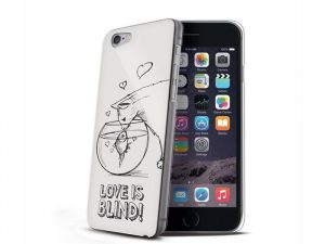 "Iphone 6/6S 4.7"" Celly ""Love is blind"""
