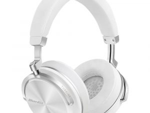 Bluedio T4S Trådlös Bluetooth Stereo hörlurar Active Noise-cancelling
