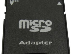 Micro SD/T-Flash Card till SD Adapter