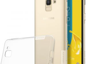 NILLKIN Samsung Galaxy J6 (2018) Nature Series TPU - Transparent
