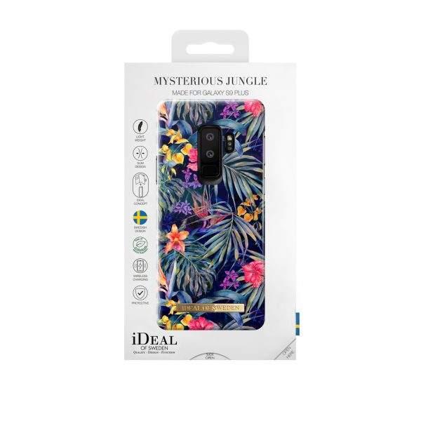 iDeal Of Sweden Samsung Galaxy S9 Plus - Mystery Jungle
