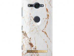 iDeal Of Sweden Sony Xperia XZ2 Compact skal - Carrara Gold