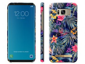 iDeal Of Sweden Samsung Galaxy S8 - MYSTERIOUS JUNGLE