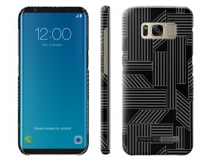 iDeal Of Sweden Samsung Galaxy S8 - GEOMETRIC PUZZLE