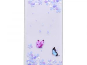 Huawei Honor 9 TPU Mjukt Skal - Two Butterflies