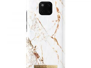 iDeal Of Sweden Huawei Mate 20 Pro Marmor skal - Carrara Gold