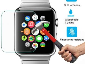 Apple Watch Klocka 42mm Härdat glas 0,3mm