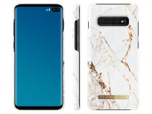 iDeal Of Sweden Samsung Galaxy S10 Plus - Carrara Gold