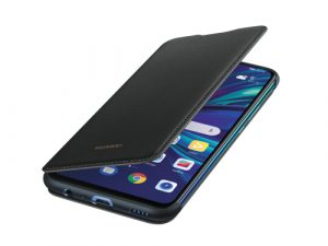 Huawei P Smart 2019 Flip Cover Original Black