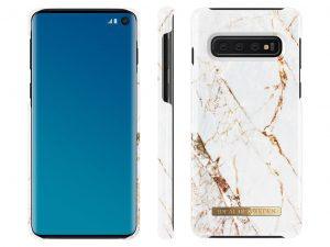 iDeal Of Sweden Samsung Galaxy S10 - Carrara Gold
