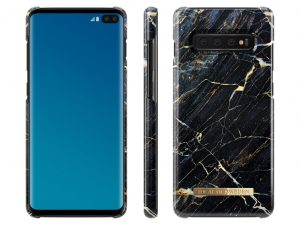 iDeal Of Sweden Samsung Galaxy S10+ - Port Laurent Marble