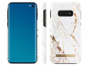 iDeal Of Sweden Samsung Galaxy S10e - Carrara Gold