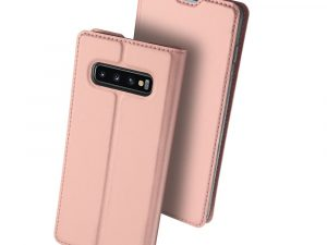 DUX DUCIS Pro Series fodral Samsung Galaxy S10 - Rose Gold