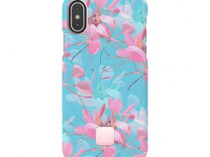 Happy Plugs Case Botanica Exotica iPhone X/XS
