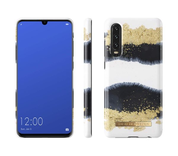 iDeal Of Sweden Huawei P30 Pro - Gleaming Licorice